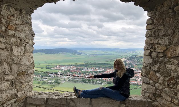 Slovakija – kelionė debesų link