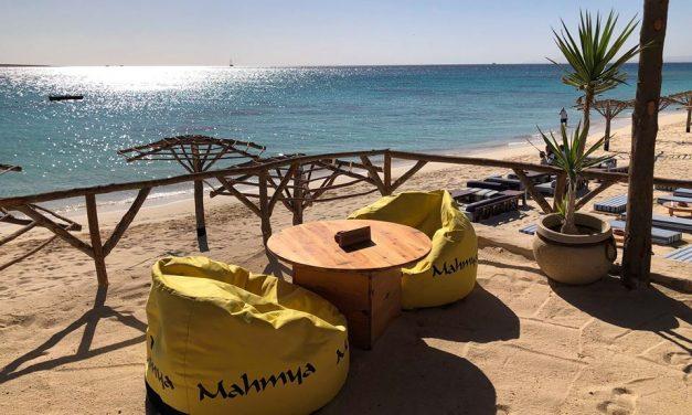 Karibų stiliaus sala Mahmya