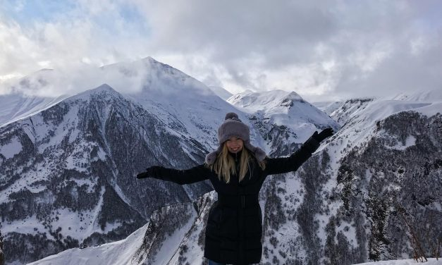 Kalnuotoji Gruzija