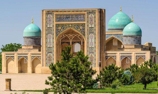 Kelionė į Uzbekistaną