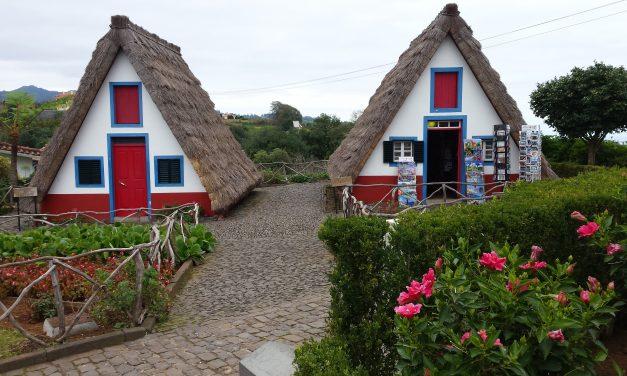 Atostogos Madeiroje