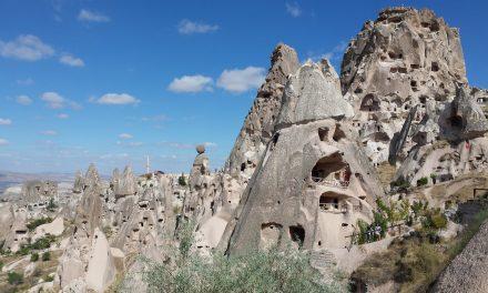 Kapadokija – paslaptinga fantazijų šalis Turkijoje