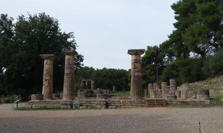 Kelionė po Graikiją