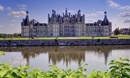 Prancūzija – Paryžius ir Luaros slėnio pilys